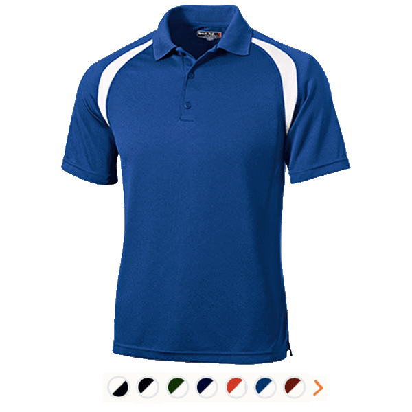 Customizable Sport-Tek Moisture-Wicking Tag-Free Golf Shirt