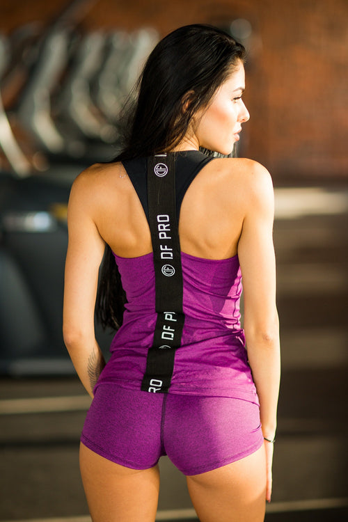 Pro Fitness Frulatto Long Top