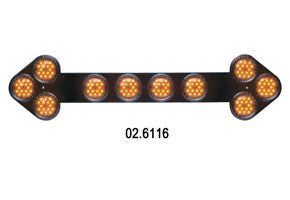 SHO-ME Standard LED Arrow Boards 02.6116