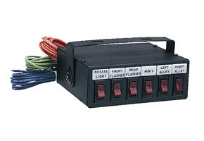 Able2/Sho-Me Six Function Switch Box