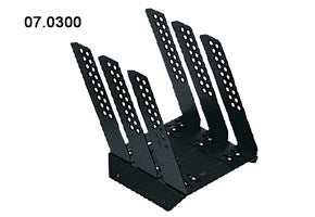 Able2/Sho-me 3-Position Equipment Rack 07.0300