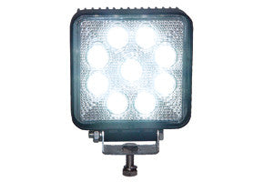 Able2/Sho-Me 27W Square LED flood Light 10.7027.W00