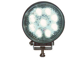 Able2/Sho-Me 27W Round LED spot Lights 10.7027R.W00