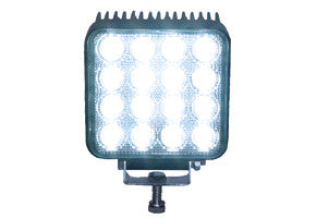 Able 2/Sho-Me 48W Square LED Flood Lights 10.7048.W00
