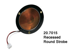 Recessed Strobe Lights