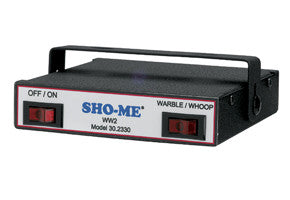 Able2/Sho-Me Two Function DashMount Siren