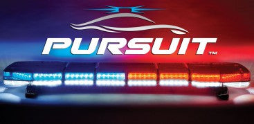 Code 3 Pursuit Lightbar