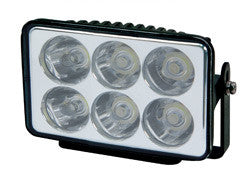 Ecco LED, Spot Beam, Rectangle, high Output EW2300