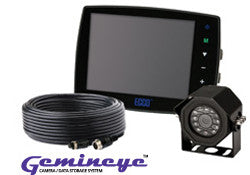Ecco Gemineye™, 5.6″ LCD Color system – TouchScreen Monitor
