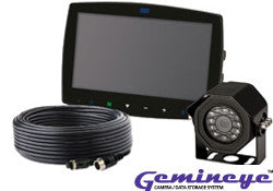 Ecco Gemineye™, 7.0″ LCD Color System – TouchScreen Monitor