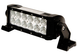 Ecco LED, 8″ Flood Beam, 4w Double Row EW3208-F