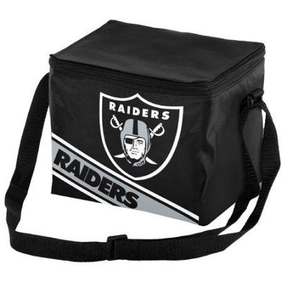 Las Vegas NFL Raiders Lunch Bag Insulated Cooler