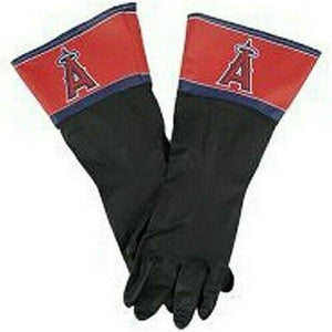 Los Angeles  Angels MLB Latex Dish Cleaning Gloves