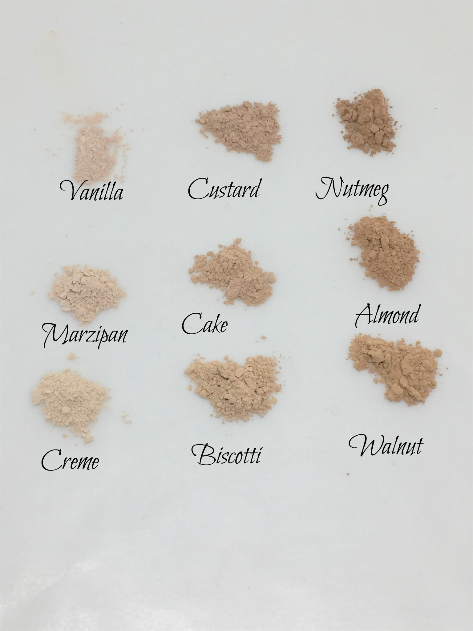 Mineral Foundation - Custard