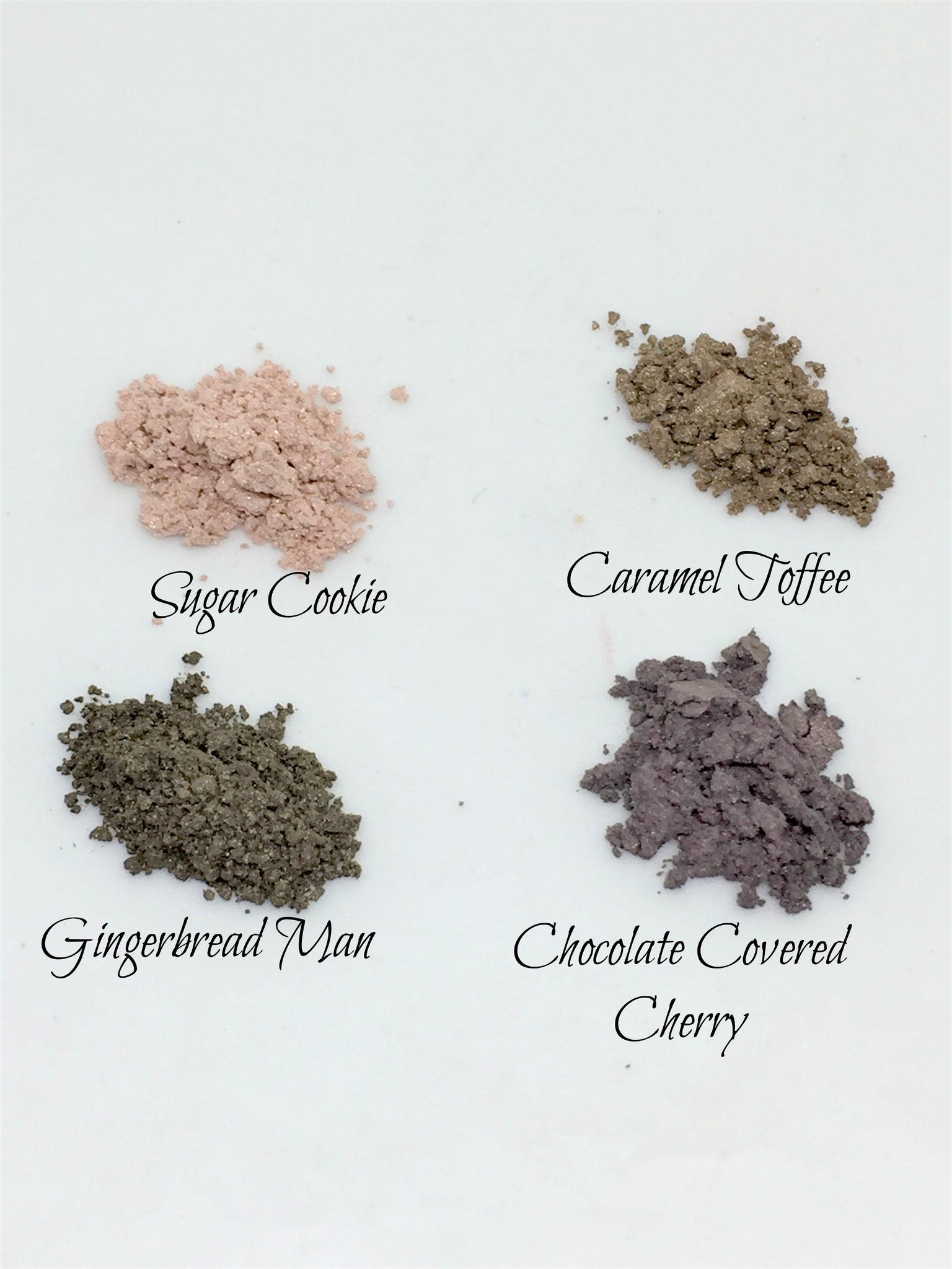 Mineral Eye Shadow - Neutral Collection