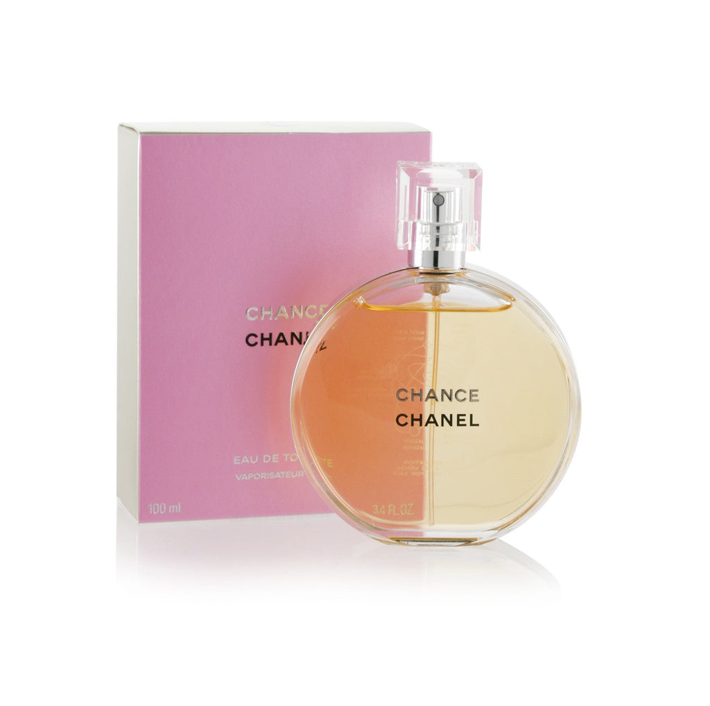 Chance Eau De Toilette Chanel Perfume Spray For Women Zadotie