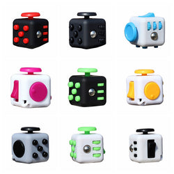 2017 Cute Antistress Cube Finger Activity Fidget Cube Out of Stress Fun Toy For Gift-Devices Depot-1-KoolWish.com