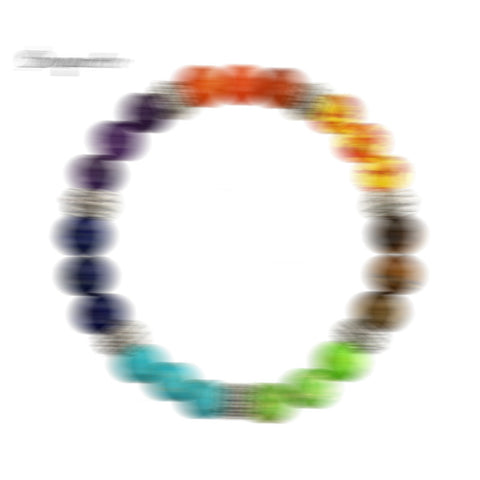 7 Chakra Healing Crystals Bracelets-Devices Depot-KoolWish.com