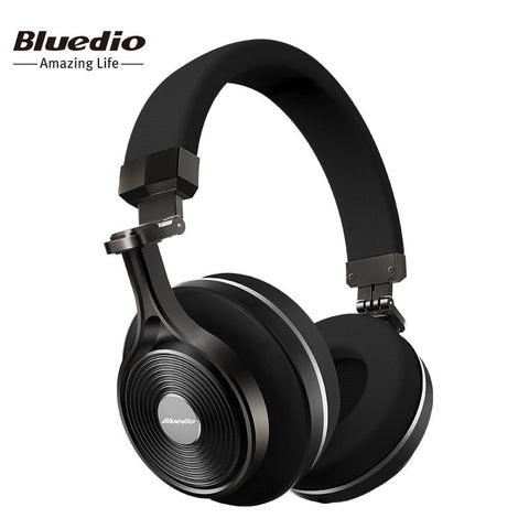 Bluedio T3 Wireless bluetooth Headphones/headset with Bluetooth 4.1 Stereo and microphone for music wireless headphone-Headphones-Devices Depot-black-China-KoolWish.com