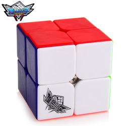 Brand New Cyclone Boys 50mm 2x2x2 Magic Cube Puzzle Cubes Challenge Gifts Educational Toys For Kids Children cubo magico-Devices Depot-KoolWish.com