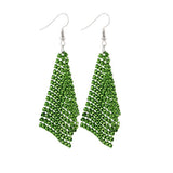 CACANA Long Earrings Dangle Earrings For Women Tassel Bohemia Style Fashion Bijouterie Hot Sale No.A501-Earrings-Devices Depot-green-KoolWish.com
