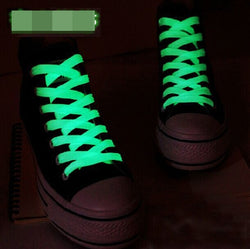 Glow In The Dark Fluorescent Shoelace-Shoes-Devices Depot-KoolWish.com