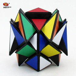 Newest YJ Ultra-smooth Magic Cubes 57mm Professional Speed Magic Cube Learning Educational Twist Puzzle Children Toys -50-Devices Depot-KoolWish.com