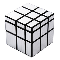 ShengShou Magic Cube 3x3x3 Mirror Blocks Bump Twisty Puzzle Ultra Smooth Puzzle Toys New Year Gifts Stress Reliever Magic Cube-Devices Depot-KoolWish.com