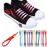 Unisex Elastic Silicone Sneakers Fit Strap-Devices Depot-KoolWish.com