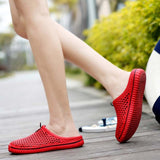 YIQITAZER 2017 Casual Shoes Men Shoes Valentine Lovers Shoes,Summer Beach Water Slipon Man's Shoes Mens Footwear-Devices Depot-red-5.5-KoolWish.com