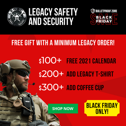 Black Friday Legacy Safety and Security
