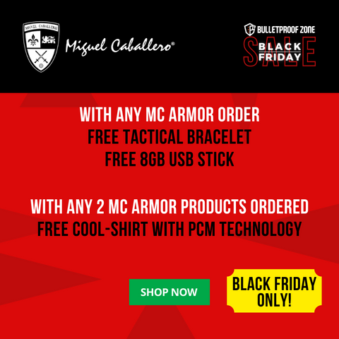 Black Friday MC Armor