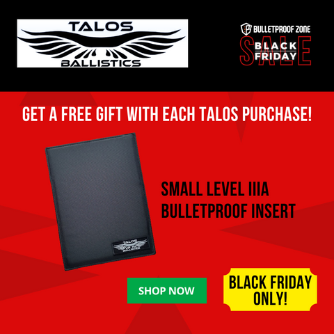Black Friday Talos Ballistics