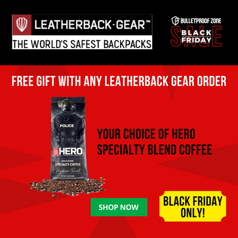 Black Friday Leatherback Gear