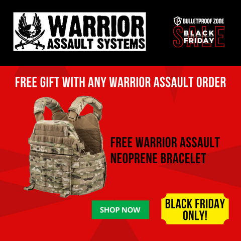 Black Friday Warrior Assault Systems