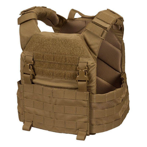 Chase Tactical Lightweight Operational Plate Carrier in Coyote