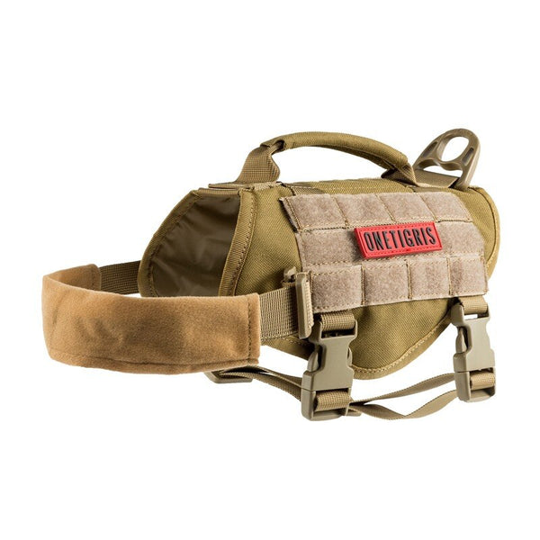 Tactical Molle Dog Harness