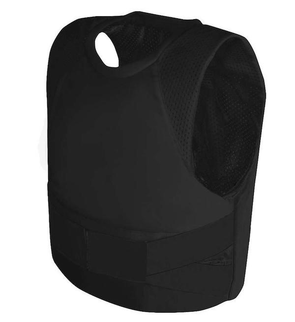 Safeguard Armor Stealth Concealed Bulletproof Vest Body Armor (Stab and Spike Proof Upgradeable)