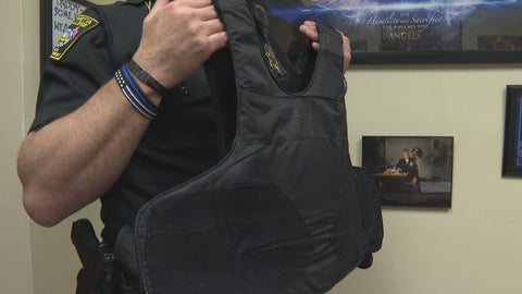Bulletproof Vest Concealable Body Armor