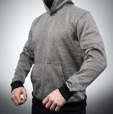 PPSS Group SlashPRO Hoodie with Front Pocket