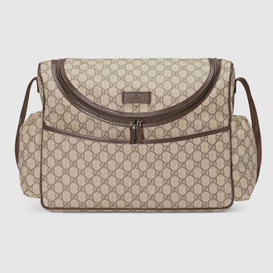 9e5fb8738522 Gucci Level IIIA Bulletproof Supreme Canvas Baby Diaper Bag ...