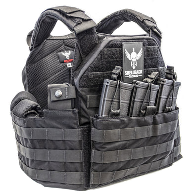 Shellback Tactical SF Plate Carrier (Black Friday Gift)