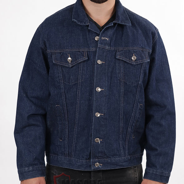 Israel Catalog NIJ Level IIIA Denim Jacket