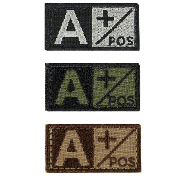 Condor Blood Type Patch ( 6 Pcs / Pack )