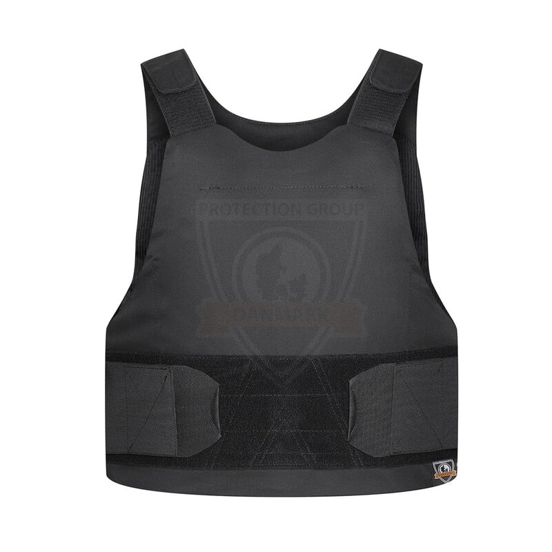 Protection Group Denmark Ultra Level IIIA + Stab level 1 Bulletproof and Stab Proof Vest in Black