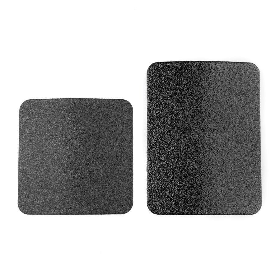 Spartan Armor 10x12 Swimmers Cut AR500 Level III Body Armor Plates - Set of Two