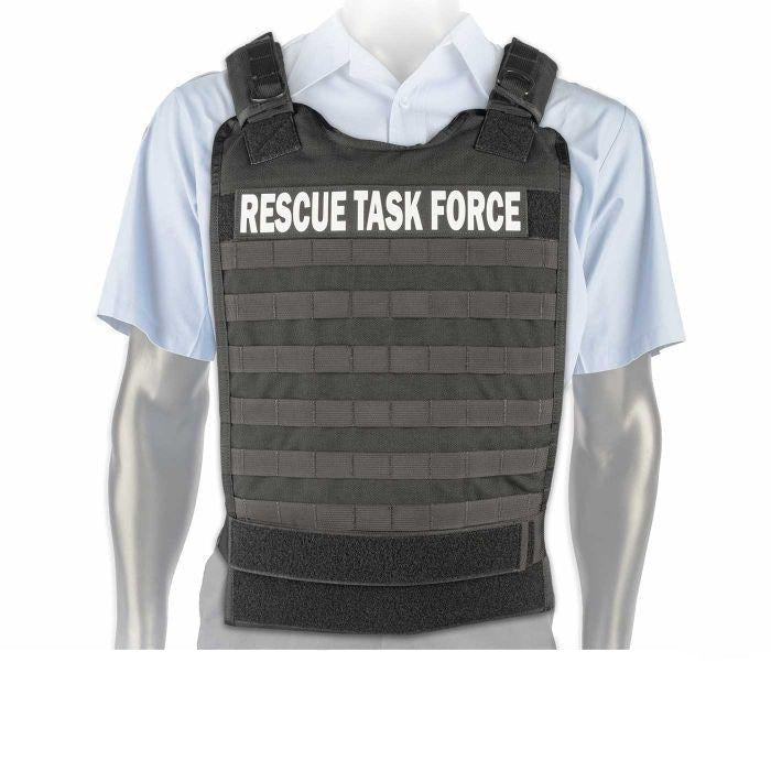 North American Rescue Tactical Responder Vest MKII in Black