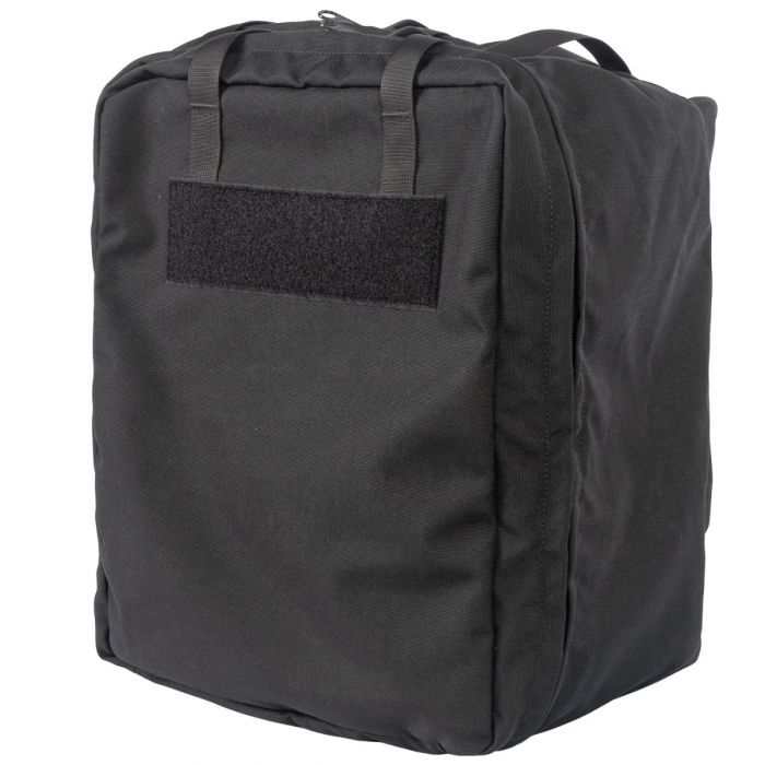 Black Nylon Carry Bag