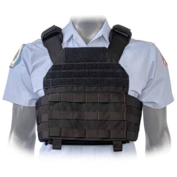 PH2 Shooters Cut Plate Carrier with Level IIIA Armor and Cummerbund
