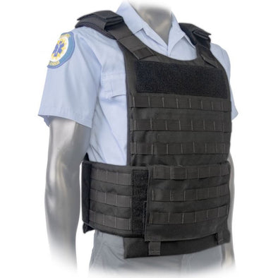 PH3 Tactical Plate Carrier with Level IIIA Armor and Cummerbund